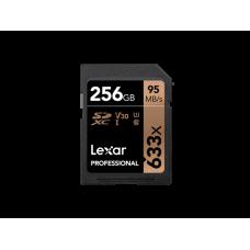LEXAR 633X 256GB SDXC