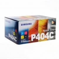SAMSUNG CLT-P404C Original Cartridge Value Pack ( C,M,Y,K / 黑,紅,黃,藍 )