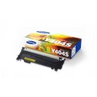 SAMSUNG CLT-Y404S Yellow Original Cartridge (黃 / Y ) SU457A