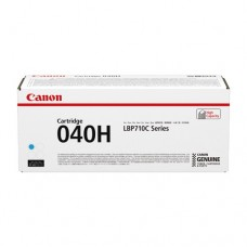 Canon 040H Cyan High Yield Original Cartridge (藍/C)
