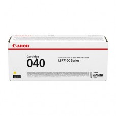 Canon 040 Yellow Original Cartridge (黃/Y)