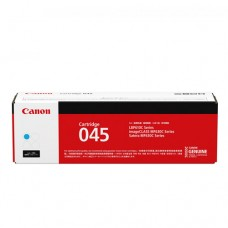 Canon 045 Cyan Original Cartridge (藍/C)