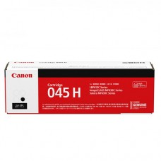 Canon 045H Black Original Cartridge (黑/BK)