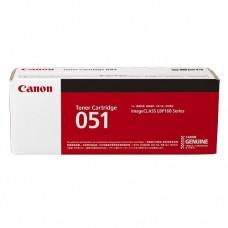 CANON 051 Original Black Toner Cartridge ( BK / 黑 )