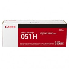 CANON 051H Original Black Toner Cartridge ( BK / 黑 )