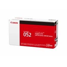 CANON 052 Original Black Toner Cartridge ( BK / 黑 )