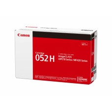 CANON 052H Original Black Toner Cartridge ( BK / 黑 )