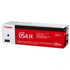 Canon 054H Black Original ( High Yield ) Cartridge ( 黑 / BK )