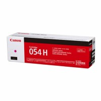 Canon 054H Magenta Original ( High Yield ) Cartridge ( 紅 / M )