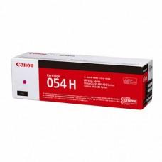 Canon 054H Magenta Original ( High Yield ) Cartridge ( 紅 / M )