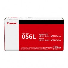 CANON 056L Original Black Toner Cartridge( BK / 黑 ) 輕量版