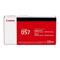 CANON 057 Original Black Toner Cartridge ( BK / 黑 )